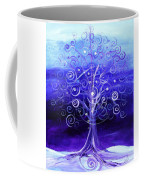 Winter Tree One Coffee Mug