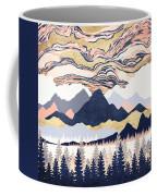 Winter's Sky Coffee Mug