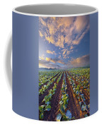 With A Faith Born Not Of Words But Of Deeds Coffee Mug by Phil Koch