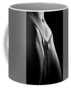 Woman Close-up Chain Panty Coffee Mug