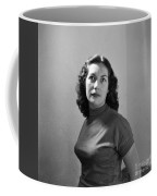 Woman Posed Coffee Mug