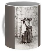 Women From Siloan In Jerusalem Coffee Mug