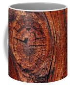 Wood Knot Coffee Mug by ISAW Company