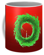 Wreath2 Coffee Mug