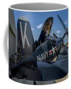 Ww2 F4u Corsair  Coffee Mug