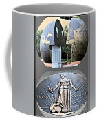 World War 2 Memorial Savannah Coffee Mug