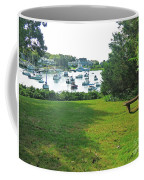 Wychmere Harbor Cape Cod Morning Coffee Mug