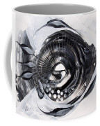 X Ray Fish Coffee Mug