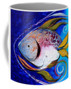 Yellow Fin Integral Coffee Mug