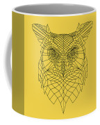 Yellow Owl Coffee Mug