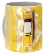 Yellow Street Machine Coffee Mug