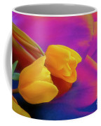 Yellow Tulips 2 Coffee Mug