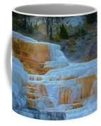 Yellowstone Mineral Deposits Coffee Mug