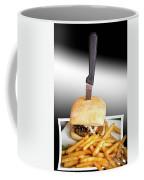 Yopper Burger Coffee Mug