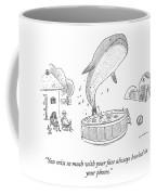 You Miss So Much Coffee Mug
