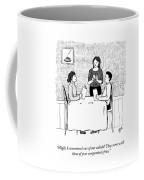 Your Companion's Fries Coffee Mug