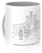 Your Parents Donated Coffee Mug