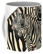 Z Is For Zebras Coffee Mug