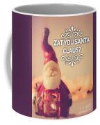 Zat Your Santa Claus Coffee Mug