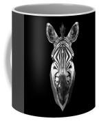 Zebra's Face Coffee Mug