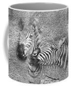 Zebras No 02 Coffee Mug
