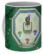 Zelda Mastersword Coffee Mug