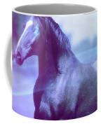 Mighty Horse - Coffee Mug Product by Matthias Zegveld