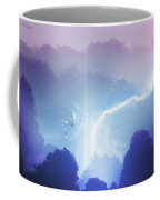 The Forest of Light - Coffee Mug Product by Matthias Zegveld