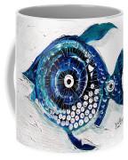 Enter The Icehole Fish Coffee Mug