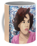 Molly Ringwald Painting By Mira Fink