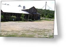 Butlers Mill Restaurant Greeting Card