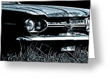 1964 Corvair 500 Greeting Card