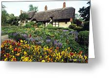 Anne Hathaway's Cottage Greeting Card