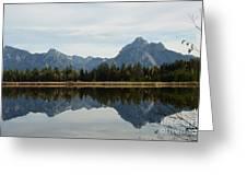 Beautiful Bavaria Greeting Card