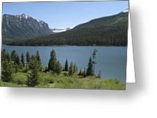 Big Sky Montana Greeting Card