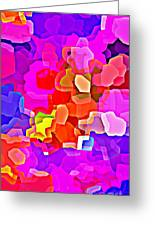 Bold And Colorful Phone Case Artwork Designs By Carole Spandau Cbs Art Exclusives 101 Greeting Card