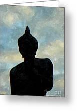 Buddha 29 Greeting Card