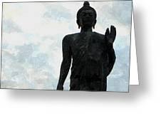 Buddha 30 Greeting Card