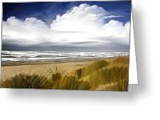 Coastal Breeze Greeting Card