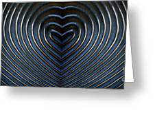 Contours 10 Greeting Card
