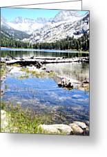 East Lake Greeting Card