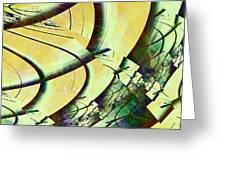 Fragmentation Greeting Card
