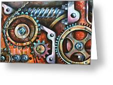 ' Harmony 8' Greeting Card