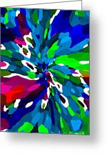 Iphone Cases Colorful Rich Bold Abstracts Cell Phone Covers Carole Spandau Cbs Designer Art 164  Greeting Card