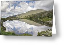 Lakes Of The Clouds - Mount Washington New Hampshire Greeting Card