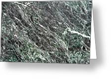 Metamorphic Rock  Greeting Card
