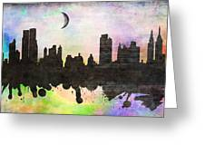 New York 6 Greeting Card