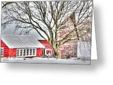 Oak Valley Farm Greeting Card