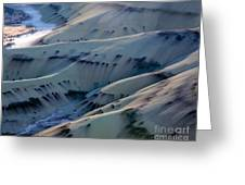 Painted Hills 7 Greeting Card