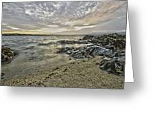 Skerries Ocean View Greeting Card